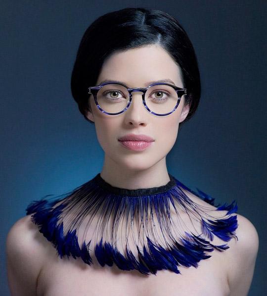 Fleye briller dame
