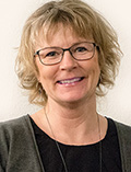 Optikerassistent Gitte Jensen