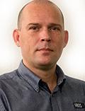 Optiker Tom T. Jonassen fra Friis Optik