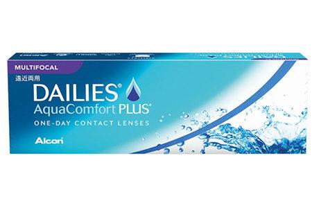 Æske for Dailies Aquacomfort Plus-kontaktlinser