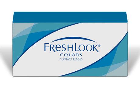 Æske med Freshlook Colors-kontaktlinser