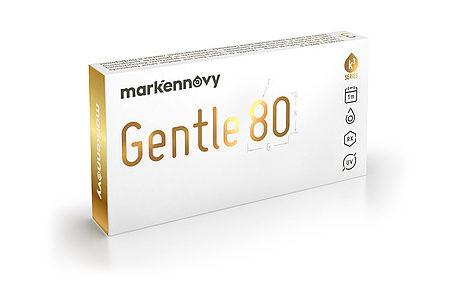 Æske med VisionCare Gentle 80 Multifocal Toric-kontaktlinser