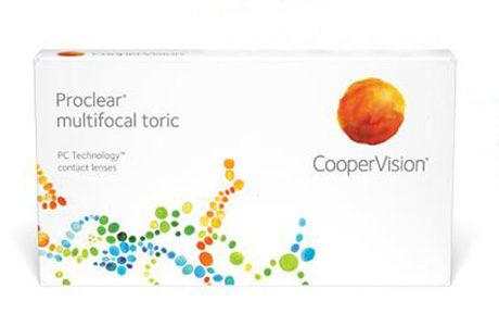 Proclear Multifocal Toric-kontaktlinseæske