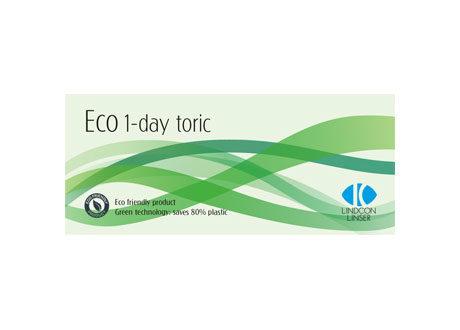Lindcon Eco 1 Day kontaktlinser bygningsfejæ