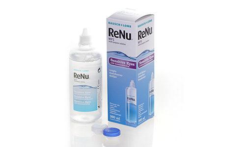 Bausch + Lomb kontaktlinsevæske ReNu mps