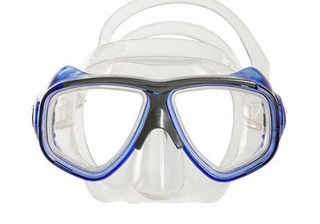 Primotec dykkemaske M80 blå