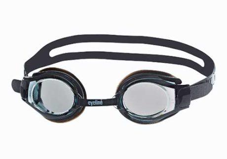 Primotec Eyeline Optique Smoke svømmebriller
