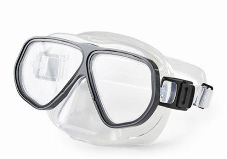 Primotec dykkemaske M100 sort