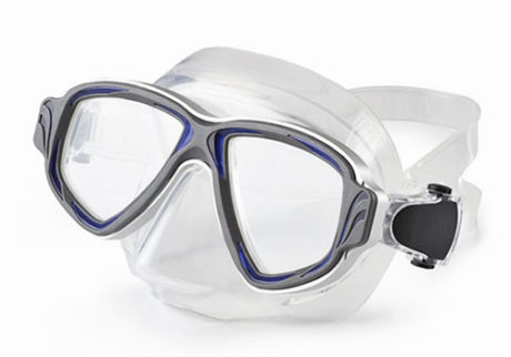 Primotec dykkemaske M200 blå