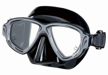 Primotec dykkemaske M200 sort